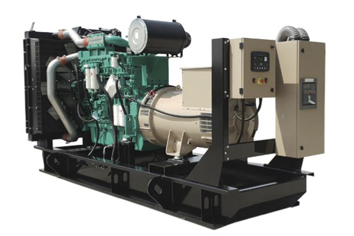 Ghaddar Generator CT1000 – CT1100 QST (50 Hz) powered by Cummins Image
