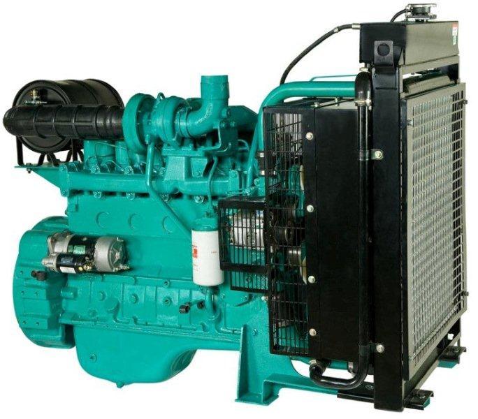 Cummins Diesel Engine 6BTA5.9-G5-135KVA 1500rpm Switchable Image