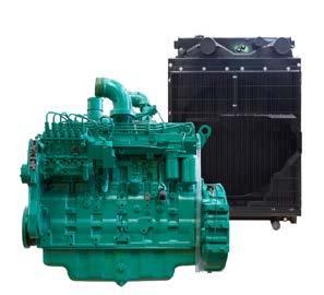 Cummins Diesel Engine 6CTAA8.3G7-200KVA 1500rpm Switchable Image