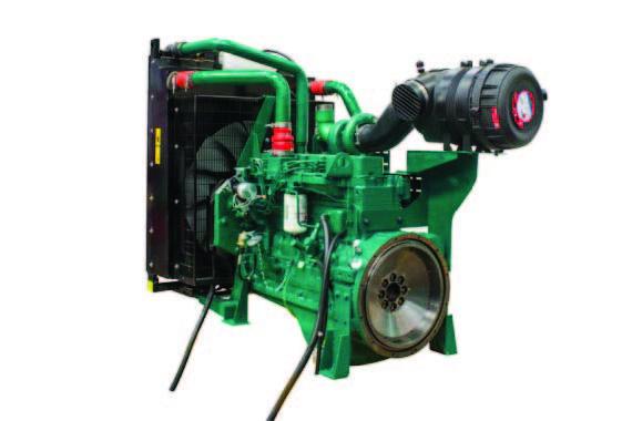 Cummins Diesel Engine 6BTAA5.9-G7-155KVA 1500rpm Image