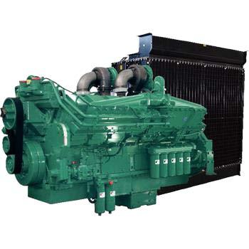 Cummins Diesel Engine KTA-50-G3 1400KVA 1800rpm Switchable Image