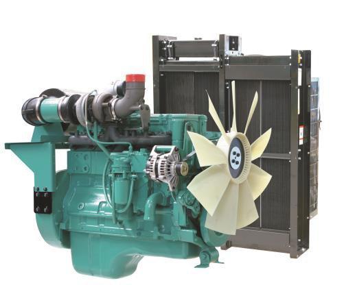 Cummins Diesel Engine QSL9-G5-300KVA 1500rpm Switchable Image