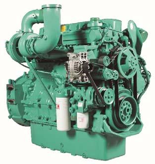 Cummins Diesel Engine QSZ13-G5-455KVA 1500rpm Switchable Image