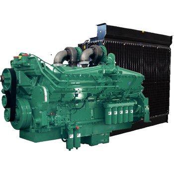 Cummins Diesel Engine KTA38G3-910KVA 1500rpm Switchable Image