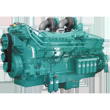 Cummins Diesel Engine KTA50-G3-1275KVA 1500rpm Switchable Image
